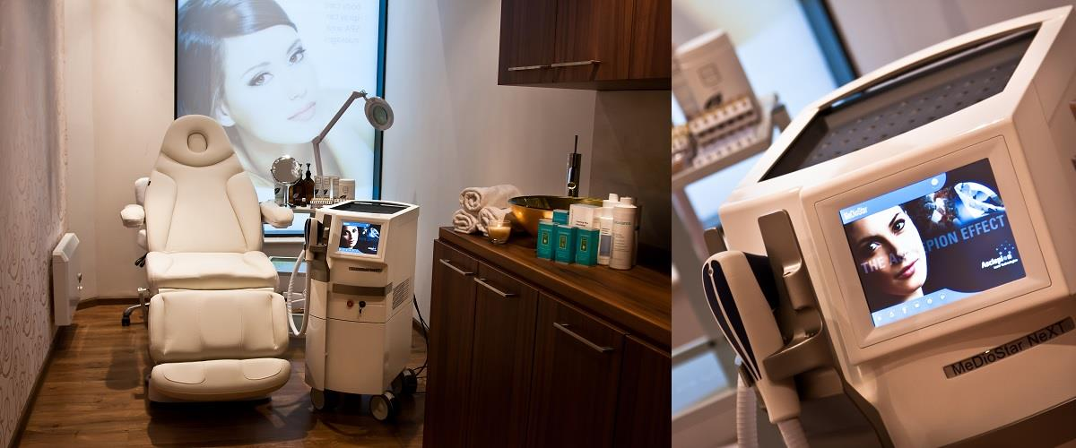 Mediostar laser and facial room